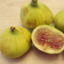 Calimyrna Figs - Green Figs